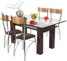 Кухонные обеденные столы и стулья
