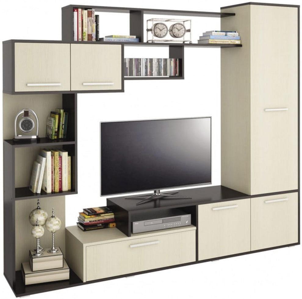 Корпусная мебель для гостиной Диско
