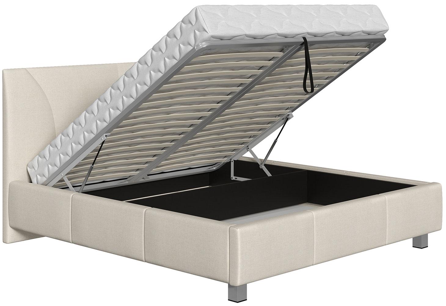 Двуспальная кровать с подъемным механизмом Севилья