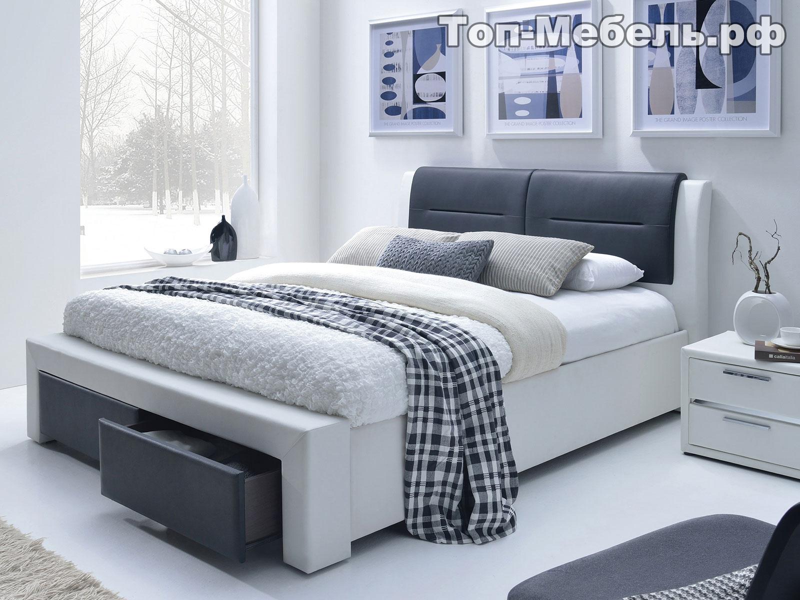 Кровать Halmar Cassandra-S