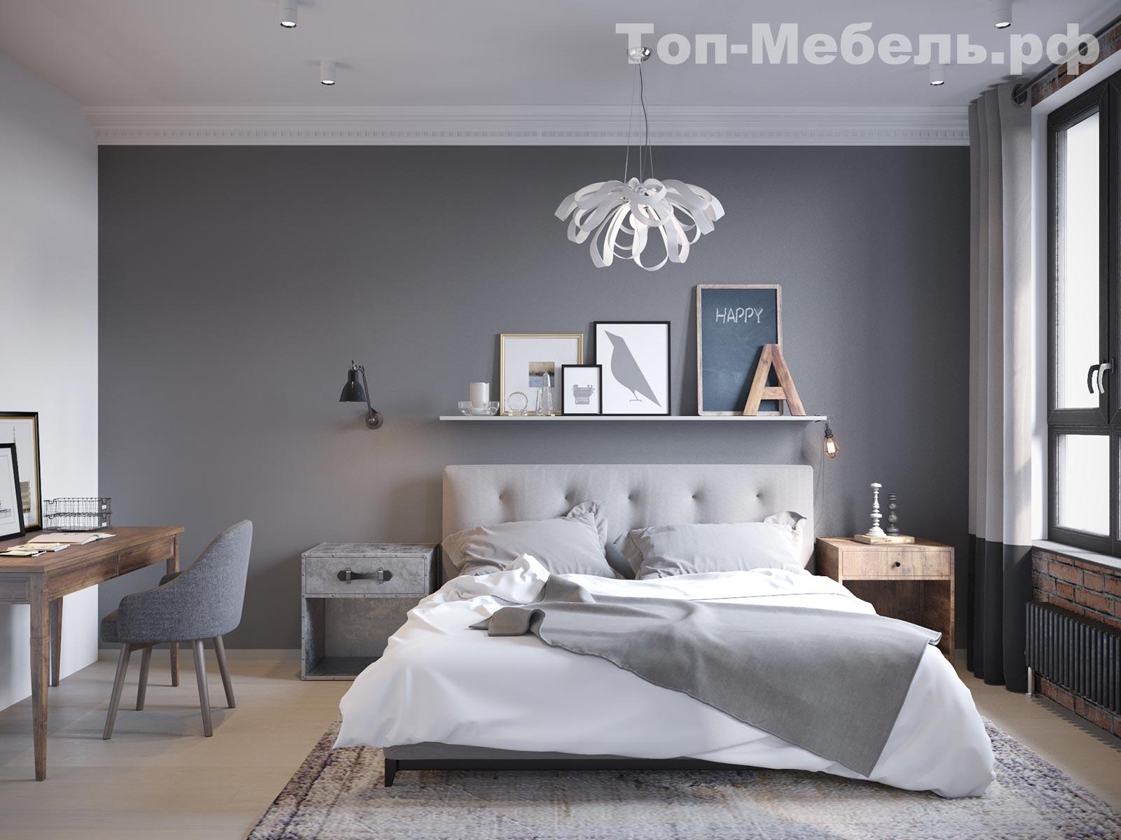 Современная модульная мебель для спальни