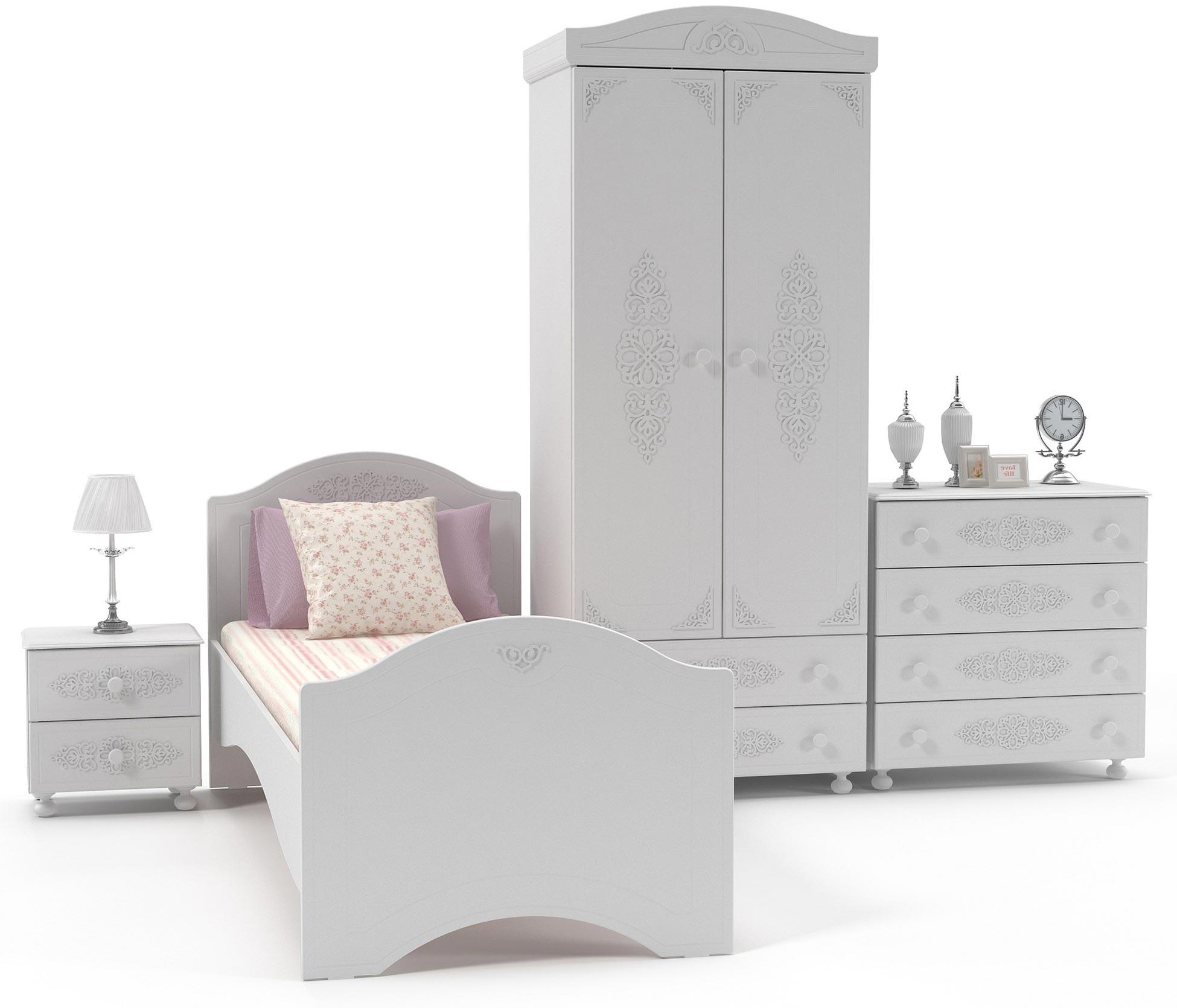 Комплект мебели для девочки Ассоль
