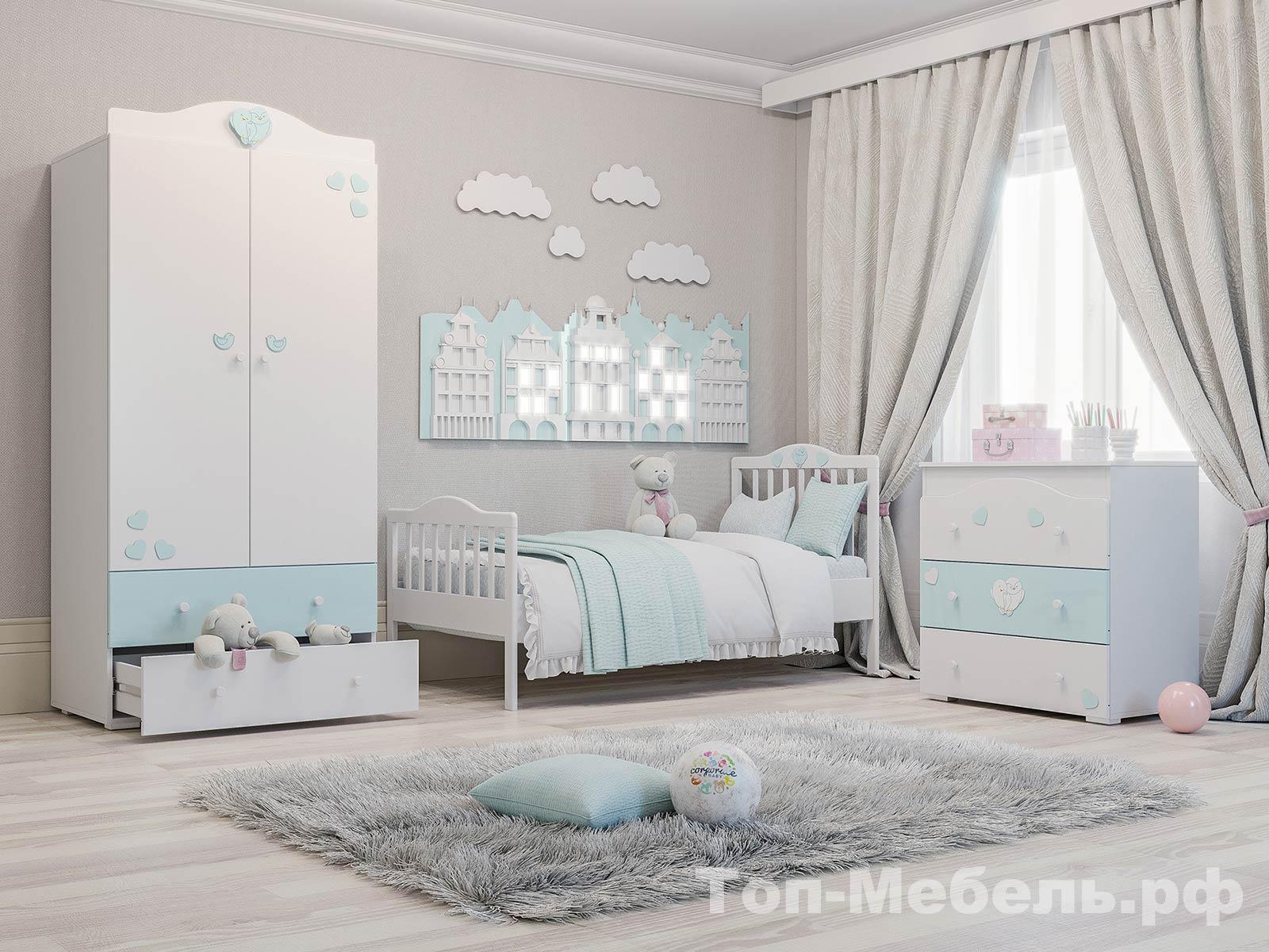 Детская мебель Лилу