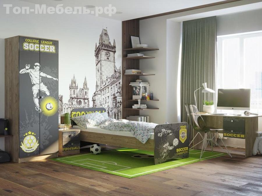 Детская мебель Лего Футбол