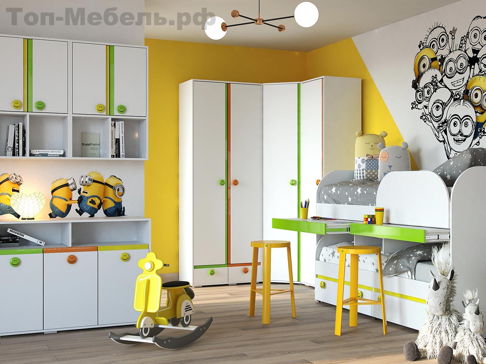 Детская мебель Мамба