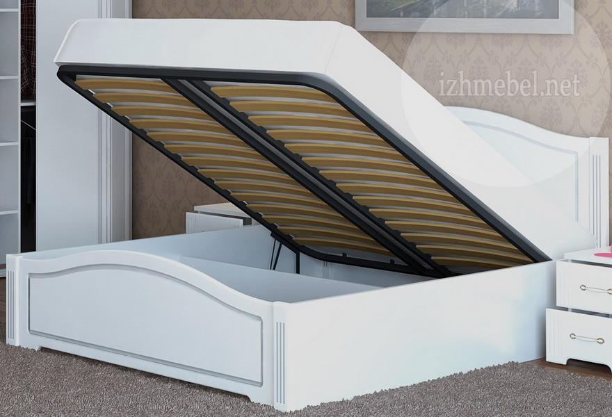 6abe48595cc7c Кровать Виктория с подъемным механизмом 160х200 цена в интернет ...
