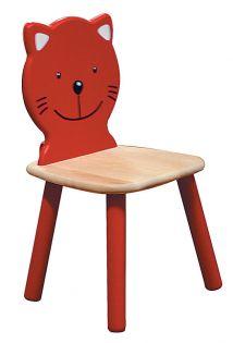 детский стул для малыша котенок